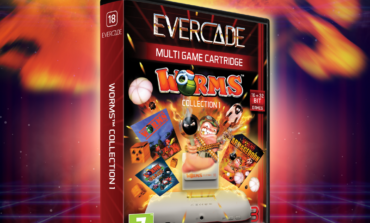 Worms Collection Announced; Coming To Evercade Next Year