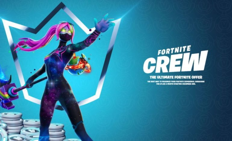"""Fortnite to Offer New Subscription Service """"Fortnite Crew"""""""
