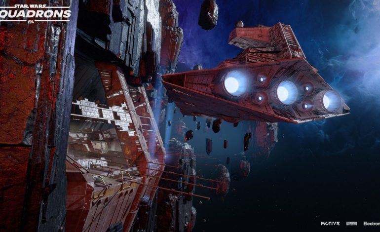 Star Wars: Squadron Pilot Briefing Reveals New Map and Two New Starfighters