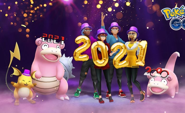 Pokémon Go Starts the New Year with January 2021 Events