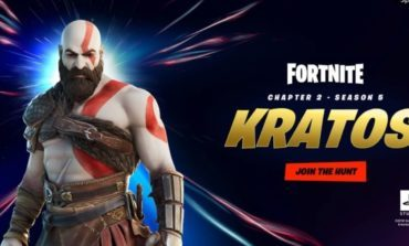 New Tease & Leak Seems To Reveal That Kratos Is Joining The Hunt In Fortnite