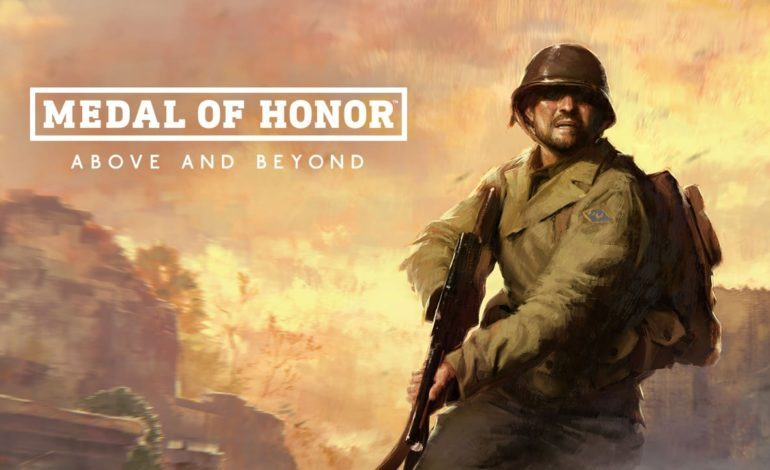 Medal of Honor: Above and Beyond PC Requirements Are Very High