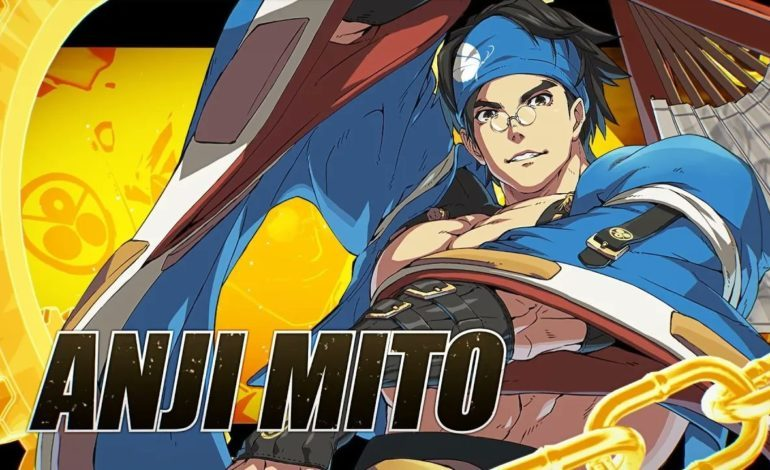Anji Mito Trailer Revealed for Guilty Gear Strive