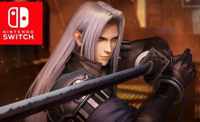 Sephiroth Revealed as Fighter in Smash Bros Ultimate at The Games Award 2020