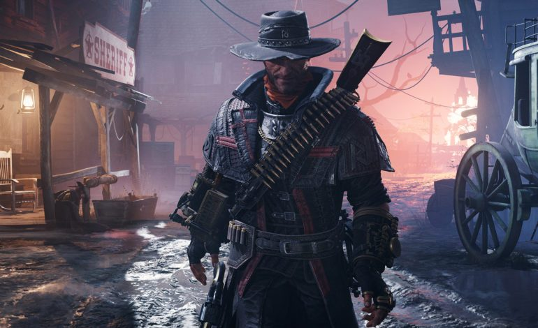 World Premiere for Evil West at The 2020 Game Awards