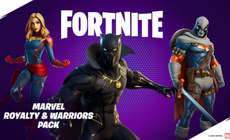 Fortnite Adds Marvel Superheroes + Operation Snowdown for the Holidays