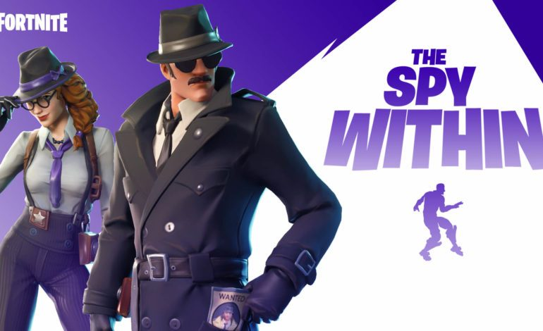 Fortnite's New The Spy Within LTM Is Similar to Among Us