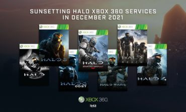 Halo Xbox 360 Servers to Be Shut Down in December 2021