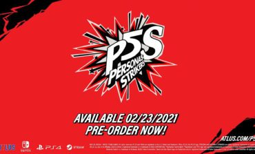 Persona 5 Strikers Leaked, Coming February 23, 2021; More News Will Be Shared On December 8