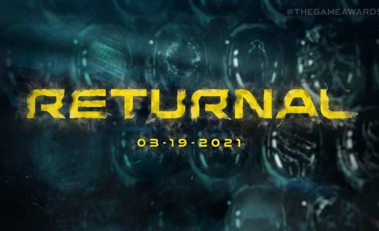 Returnal Gameplay Shown at The Game Awards, Launches March 2021 for the PlayStation 5