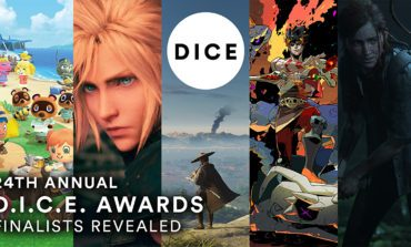 24th Annual D.I.C.E. Awards Nominees Revealed; The Last Of Us Part II Leads With 11 Nominations