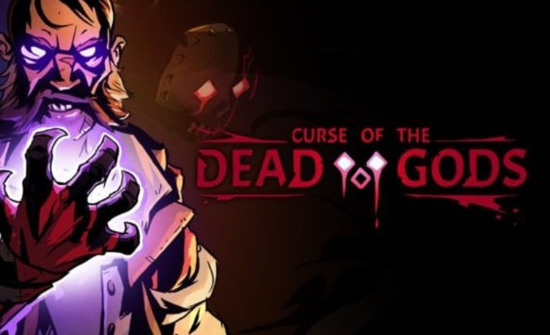 Curse of the Dead Gods' Release Date Revealed in New Trailer
