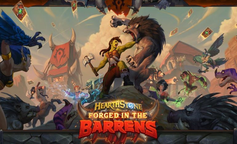 Hearthstone: Forged In The Barrens Cards Revealed