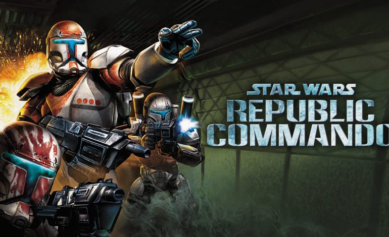 Star Wars Republic Commando coming to PS4 and Switch