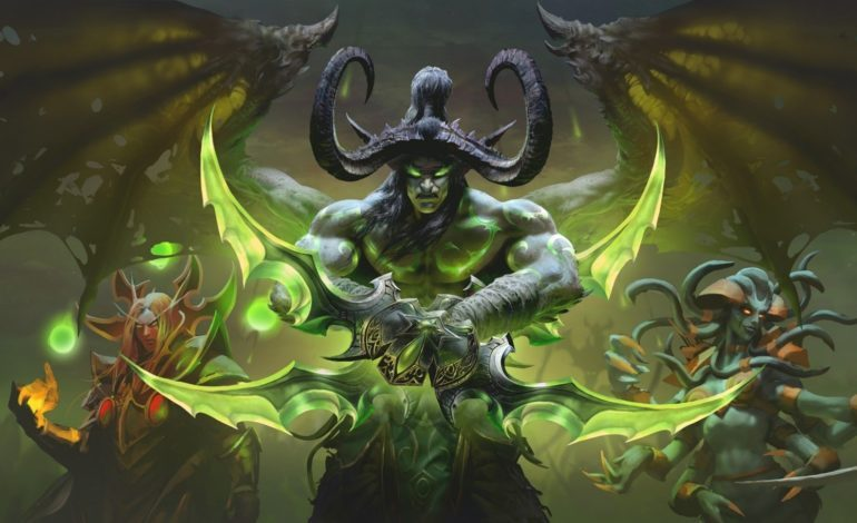 World Of Warcraft Shadowlands Chains of Domination, and Burning Crusade Classic announced at BlizzConline