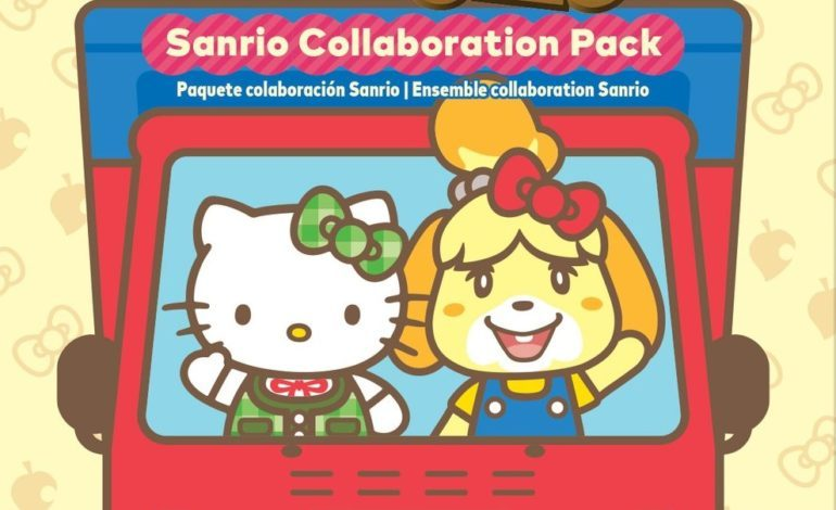 Animal Crossing And Sanrio Crossover