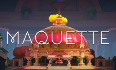 Recursive Puzzle Game, Maquette, to be Released in March