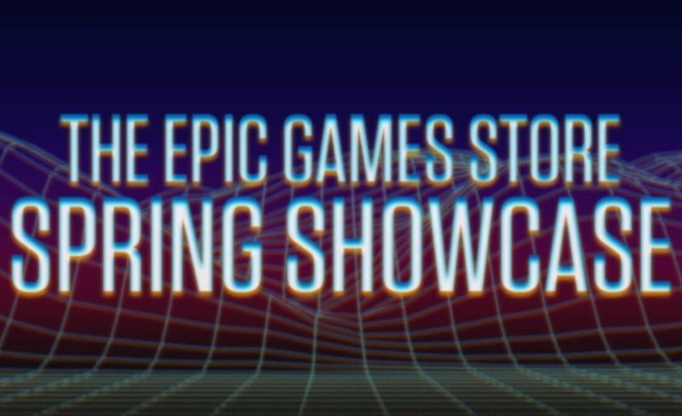 Epic Games Store Spring Showcase Announced
