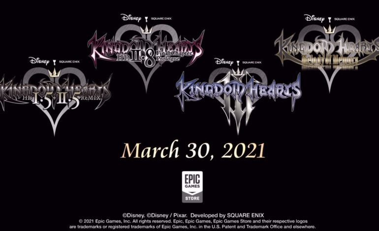 Kingdom Hearts Franchise Coming to PC as an Epic Games Store Exclusive Next Month