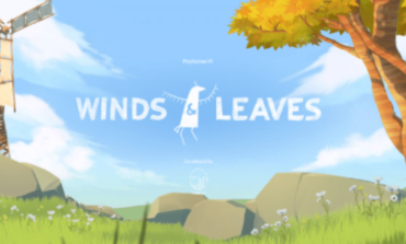 Calming Game Wind and Leaves Comes to PlayStation VR in Spring