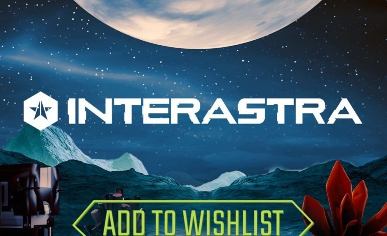 Interastra Coming Soon To Steam