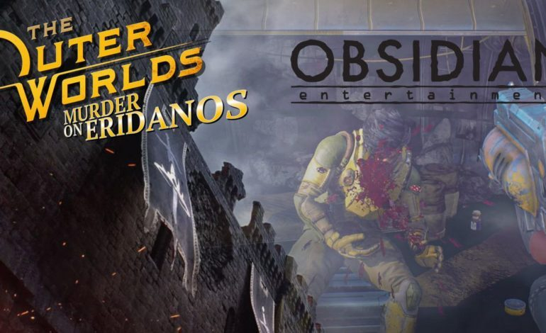 The Outer Worlds: Murder on Eridanos Now Available