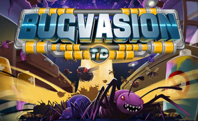 Bugvasion TD Coming Soon To Nintendo Switch