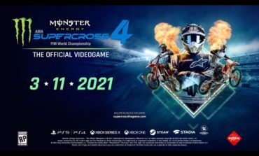 Monster Energy Supercross 4 Releases On Console And PC March 11