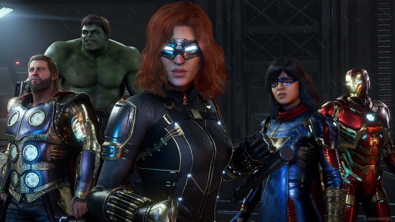 Marvel's Avengers to Receive Update That Increases the Experience Grind After Level 25