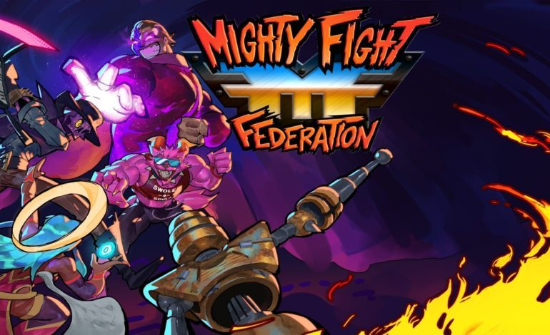 Mighty Fight Federation Review