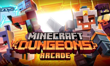 Minecraft Dungeons Arcade Announced: A Unique, Different Experience Of The Game Built Into An Arcade Cabinet