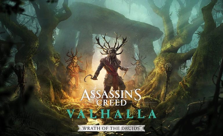 Ubisoft Announces Assassin's Creed: Valhalla Expansion Wrath of The Druids Release Date April 29