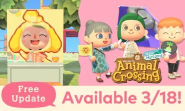New Animal Crossing: New Horizons Free Update Celebrates The Game's First Year With New Features; Available On March 18