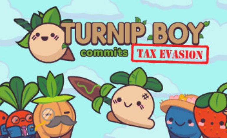 Turnip Boy Commits Tax Evasion Coming to PC and Switch in April