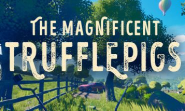 Metal-Detecting Romance Game The Magnificent Trufflepigs Announced; Starring Arthur Darvill From Doctor Who & Legends Of Tomorrow