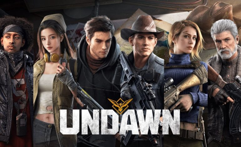Zombie Post-Apocalyptic Game, Undawn, Coming Later This Year
