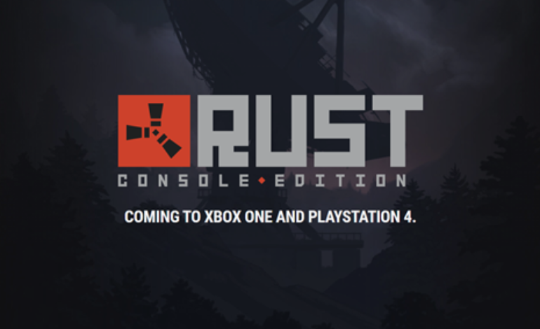 New Rust Console Edition Trailer Released; Beta To Come Later This Month