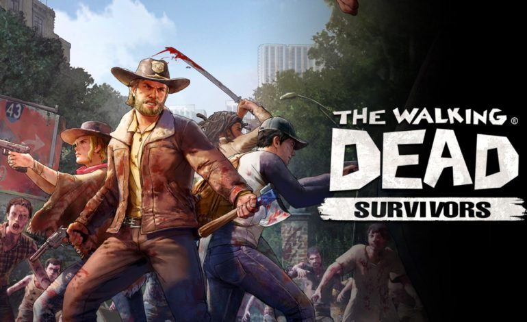 The Walking Dead: Survivors, A PvP Strategy Game Announced; Pre-Registration Now Available For iOS And Android