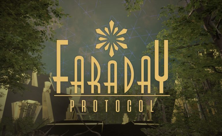 Space Puzzler, Faraday Protocol, Coming to Steam in 2021