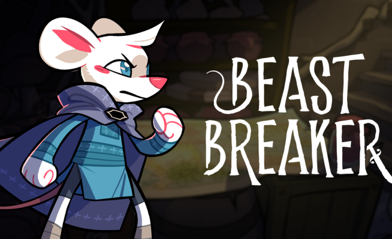 Ball-Bouncing Game, Beast Breaker, Coming To PC and Switch Later This Year