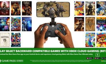 Backward Compatible Games Are Going To Be Able To Be Played With Xbox Cloud Gaming