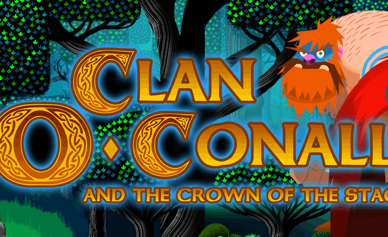 Clan O'Conall And The Crown Of The Stag Now Available On Steam