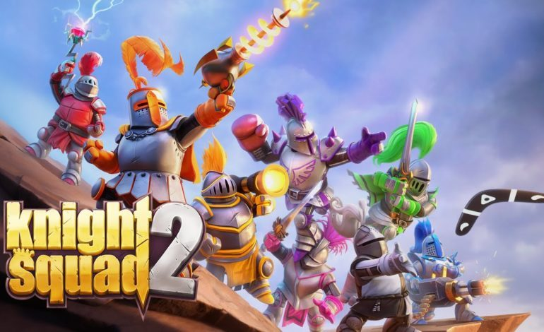 Knight Squad 2 Now Available On PC And Console