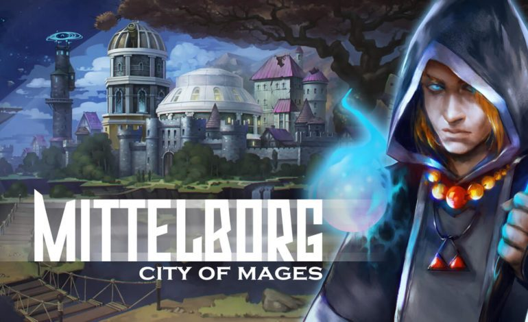 Mittelborg: City of Mages, Now Available On Console