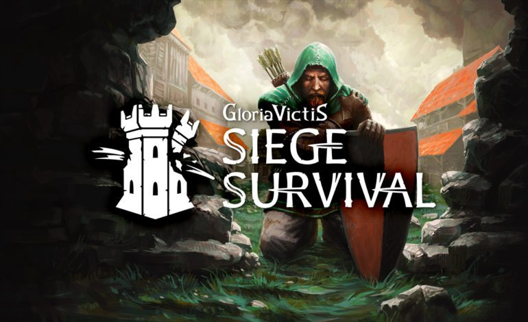 Siege Survival: Gloria Victis Coming To PC May 18
