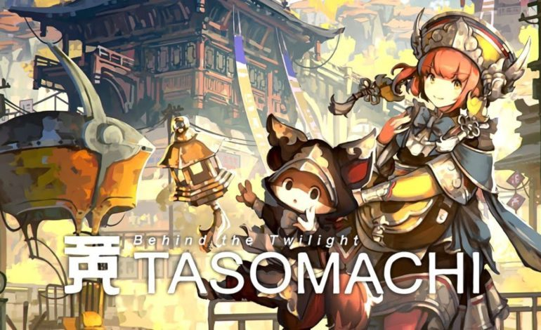 Tasomachi: Behind The Twilight Releases On April 14