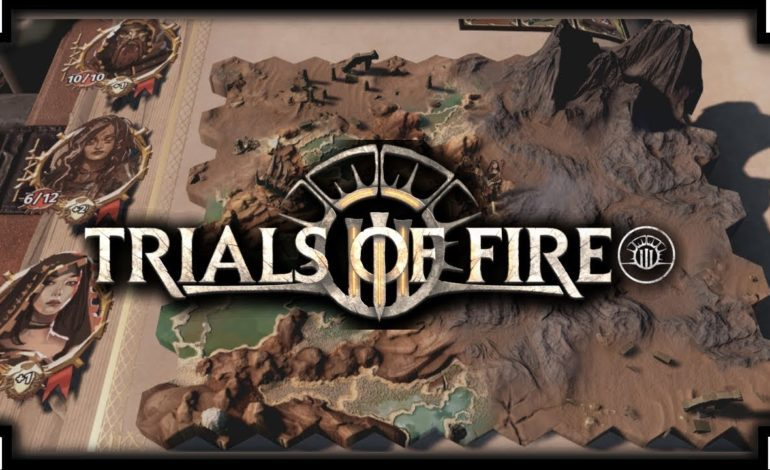 Trials Of Fire Leaves Early Access On PC Today