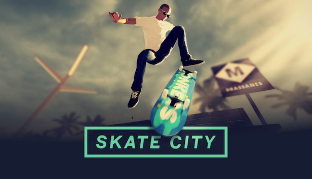 Apple Arcade Exclusive, Skate City, Coming to Multiple Platforms Next Month
