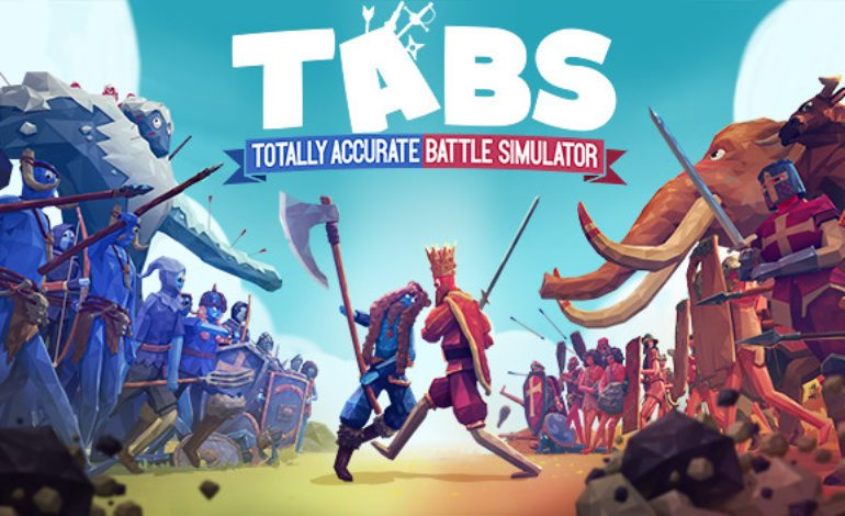 Totally Accurate Battle Simulator Leaving Early Access