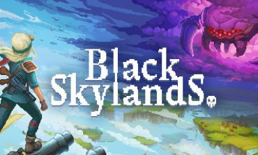 Open-World Aerial Game, Black Skylands, Coming to Early Access This Summer